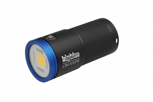 CB6500PB Blue Light Warmlicht Videolampe von BigBlue